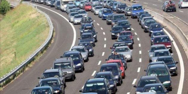 Consejos de conducción en retenciones